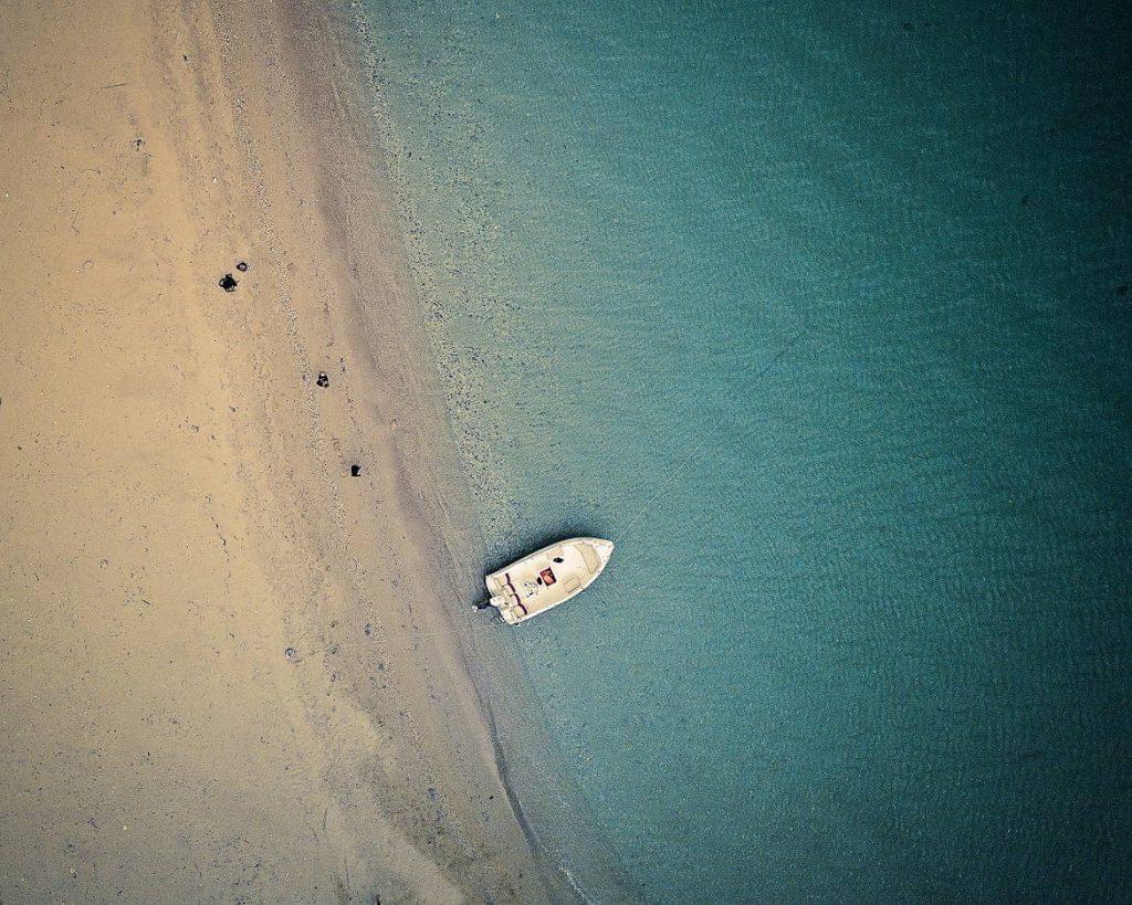 Turtle Island Drone Photography taken by DJI Mavic