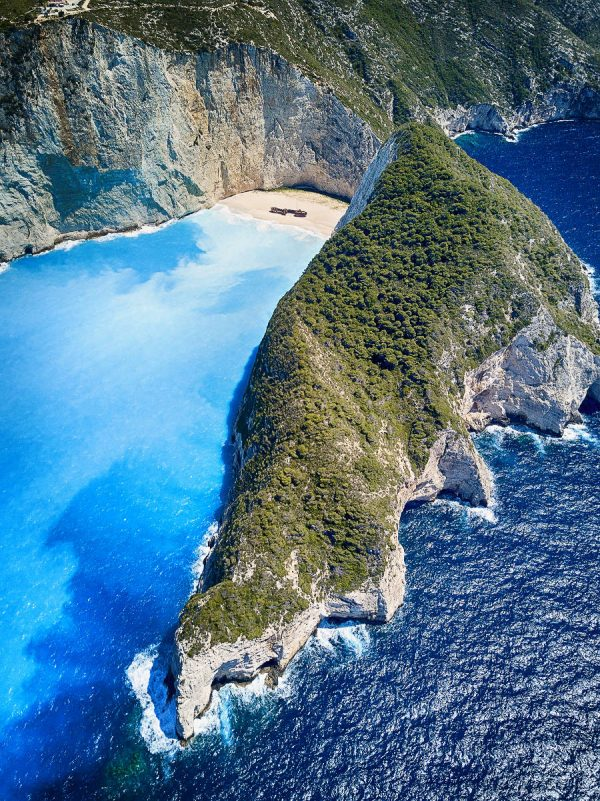 Navagio Beach - Drone Photography