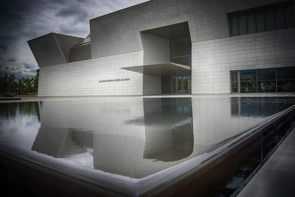 Toronto aga khan museum