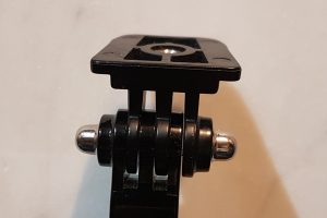 gopro tripod mount reversed onto another gopro mount