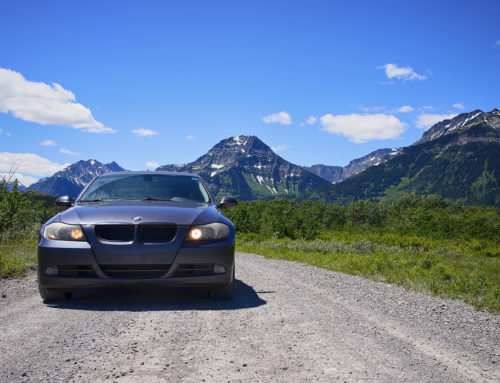 24 Hour Road Trip to Waterton Lakes National Park